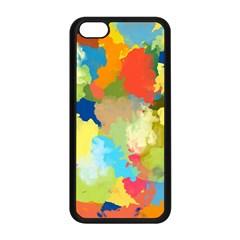 Summer Feeling Splash Apple Iphone 5c Seamless Case (black)