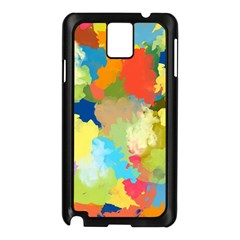 Summer Feeling Splash Samsung Galaxy Note 3 N9005 Case (black)