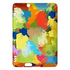 Summer Feeling Splash Kindle Fire Hdx Hardshell Case