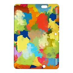 Summer Feeling Splash Kindle Fire Hdx 8 9  Hardshell Case