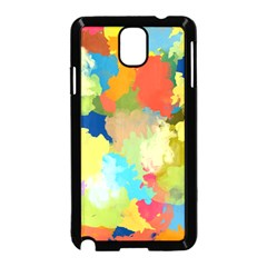 Summer Feeling Splash Samsung Galaxy Note 3 Neo Hardshell Case (black)
