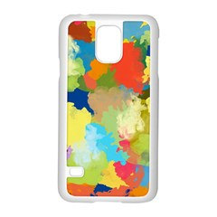 Summer Feeling Splash Samsung Galaxy S5 Case (white)