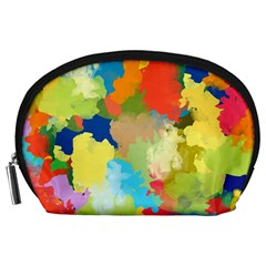 Summer Feeling Splash Accessory Pouches (large)