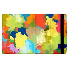 Summer Feeling Splash Apple Ipad Pro 12 9   Flip Case