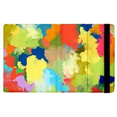 Summer Feeling Splash Apple Ipad Pro 9 7   Flip Case