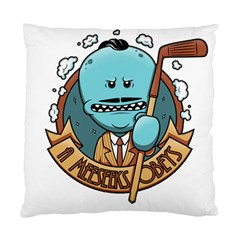 Meeseeks Standard Cushion Case (two Sides)