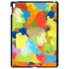 Summer Feeling Splash Apple Ipad Pro 9 7   Black Seamless Case