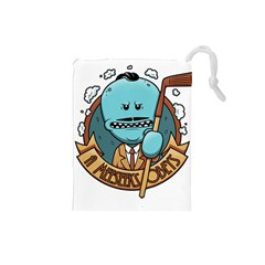 Meeseeks Drawstring Pouches (small)