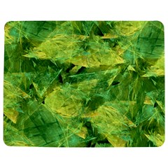 Green Springtime Leafs Jigsaw Puzzle Photo Stand (rectangular)