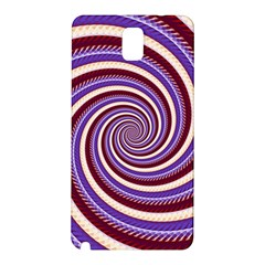 Woven Spiral Samsung Galaxy Note 3 N9005 Hardshell Back Case