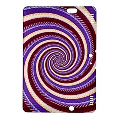Woven Spiral Kindle Fire Hdx 8 9  Hardshell Case
