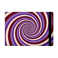 Woven Spiral Ipad Mini 2 Flip Cases