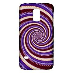 Woven Spiral Galaxy S5 Mini