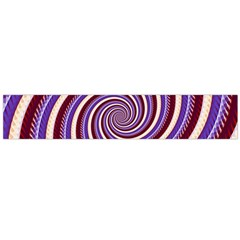 Woven Spiral Flano Scarf (large)