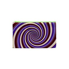 Woven Spiral Cosmetic Bag (xs)