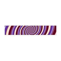 Woven Spiral Flano Scarf (mini)