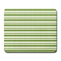 Spring Stripes Large Mousepads
