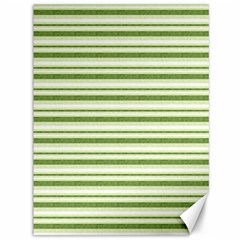 Spring Stripes Canvas 36  X 48