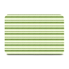 Spring Stripes Plate Mats