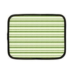 Spring Stripes Netbook Case (small)