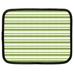 Spring Stripes Netbook Case (large)