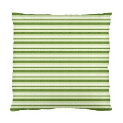 Spring Stripes Standard Cushion Case (two Sides)
