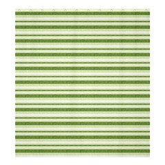 Spring Stripes Shower Curtain 66  X 72  (large)