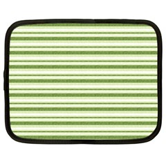 Spring Stripes Netbook Case (xl)