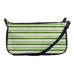 Spring Stripes Shoulder Clutch Bags