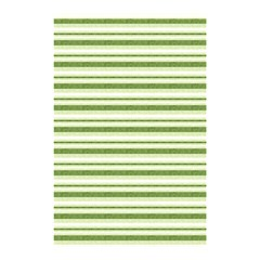 Spring Stripes Shower Curtain 48  X 72  (small)