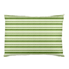 Spring Stripes Pillow Case (two Sides)