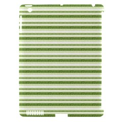 Spring Stripes Apple Ipad 3/4 Hardshell Case (compatible With Smart Cover)