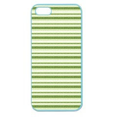 Spring Stripes Apple Seamless Iphone 5 Case (color)