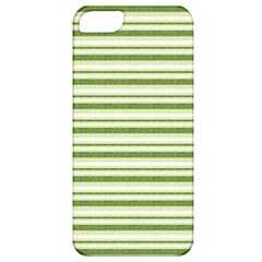 Spring Stripes Apple Iphone 5 Classic Hardshell Case