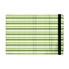 Spring Stripes Apple Ipad Mini Flip Case
