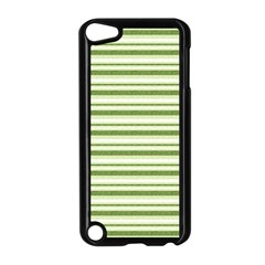 Spring Stripes Apple Ipod Touch 5 Case (black)