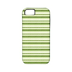 Spring Stripes Apple Iphone 5 Classic Hardshell Case (pc+silicone)