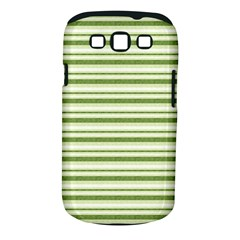 Spring Stripes Samsung Galaxy S Iii Classic Hardshell Case (pc+silicone)