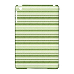 Spring Stripes Apple Ipad Mini Hardshell Case (compatible With Smart Cover)