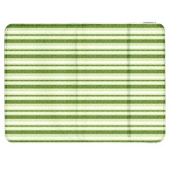 Spring Stripes Samsung Galaxy Tab 7  P1000 Flip Case