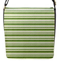 Spring Stripes Flap Messenger Bag (s)