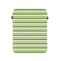 Spring Stripes Apple Ipad 2/3/4 Protective Soft Cases
