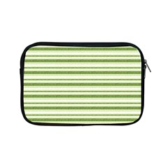 Spring Stripes Apple Ipad Mini Zipper Cases