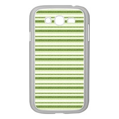 Spring Stripes Samsung Galaxy Grand Duos I9082 Case (white)