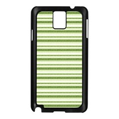 Spring Stripes Samsung Galaxy Note 3 N9005 Case (black)