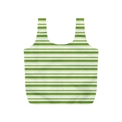 Spring Stripes Full Print Recycle Bags (s)