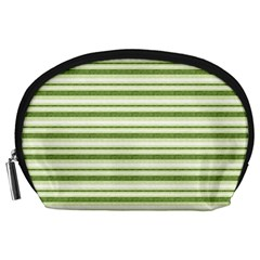 Spring Stripes Accessory Pouches (large)
