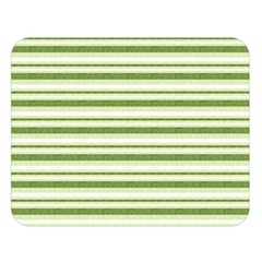 Spring Stripes Double Sided Flano Blanket (large)