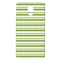 Spring Stripes Galaxy Note 4 Back Case