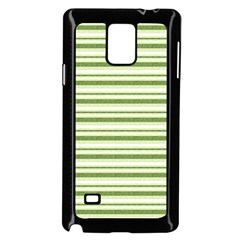 Spring Stripes Samsung Galaxy Note 4 Case (black)